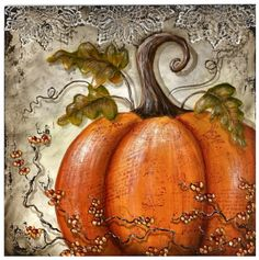 Basic Painting, Painting Tools, Drawings To Trace, Thanksgiving Cartoon, Pumpkin Pictures, Pumpkin Art, Halloween Patterns, Detailed Drawings, Painted Pumpkins