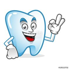 "Download the royalty-free vector ""Delicious tooth mascot, tooth character, tooth cartoon vector "" designed by IronVector at the lowest price on Fotolia.com. Browse our cheap image bank online to find the perfect stock vector for your marketing projects!"