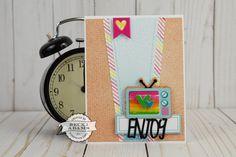 "Fancy Pants ""Joy Parade"" Cards by Becki Adams - Stamp & Scrapbook EXPO"