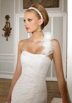 97d6a7b2b57 In Stock Mori Lee 1606 Wedding Dress Sz 8   Elegance by Carbonneau (508-