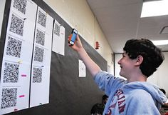 Educators say use of technologies like QR Codes will raise test scores. #QRCodes