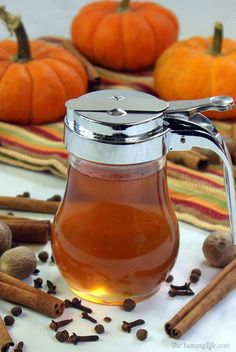 Pumpkin Spice Simple Syrup is so easy to make at home. Add this favorite flavor…