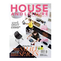 Get your digital subscription/issue of House and Leisure-March 2014 Magazine on Magzter and enjoy reading the magazine on iPad, iPhone, Android devices and the web.