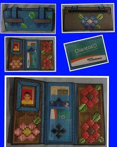 89 mejores imágenes de carteras CANVAS PLASTIC  400ea4038695