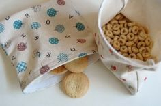Snack Bag by alison