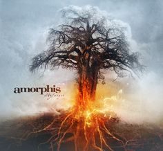 Amophis CD cover - Design by Travis Smith