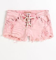 Billabong Tempe Pink Shorts - PacSun.com