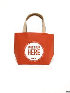 SECCHIELLO | Arancio bruciato - #PKGSP | shopping bags