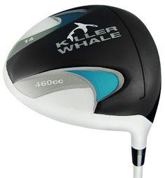 New Wilson Golf - Ladies Killer Whale 14* Driver - Graphite