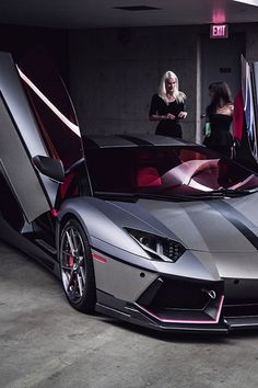 Lamborghini Aventador Attivo The panties would be mine driving this.
