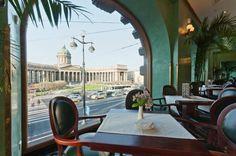 Singer Cafe, Pietarin ravintola-arvostelut - TripAdvisor