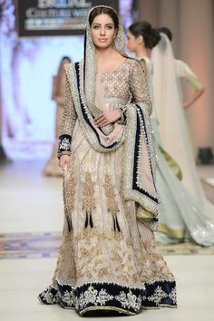 Ammar Shahid Bridal Salvation Collection...For custom bridal and party wears email us at zifaafstudio@gmail.com