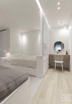 Wood의 편안함 vs 구조의 편안함. 48평 아파트 인테리어 [옐로플라스틱 / yellowplastic /옐로우플라스틱] : 네이버 블로그 French Interior Design, Cute House, Aesthetic Room Decor, Wood Interiors, Dream Rooms, My Room, Interior And Exterior, Bedroom Decor, House Design