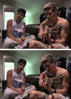 """Can we all discuss Niall's solo in """"Better than Words"""" if you guys have heard the leak? WHAT IS THAAAAAT I WAS YODELLING. **Best I ever had, hips don't lie, make me wanna **insert sex noise** one more night...** AHHHHH. That is all <3"""