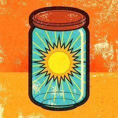 Alexei Vella - Rise & Shine! Daylight Saving Time! © Alexei Vella.