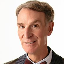 FEATURED SPEAKER Auditorium Speaker Series BILL NYE (Co-presenting with author, Gregory Mone) Monday, June 26, 2017 -  2:00pm to 3:00pm