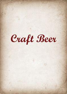 Craft Beer!