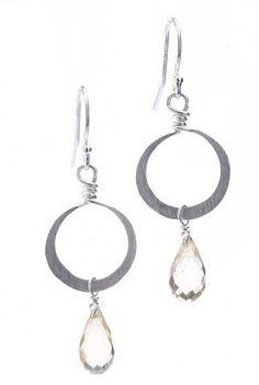 Sterling and citrine Jewellery, Personalized Items, Jewelery, Jewelry Shop, Jewlery