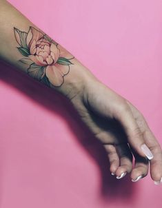 Peony Tattoo by Nora Ink #TattooYou