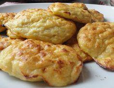 Paleo életmód: Karfiolos-sajtos pogácsa