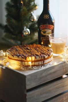 Baileysin makuinen joulu - Lunni leipoo Yams, Baileys, Something Sweet, Sweet Recipes, Tiramisu, Camembert Cheese, A Food, Dairy, Sweets