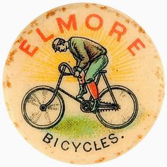 Letterology: The First Wearable Advertising Bycicle Vintage, Bycicle Art Vintage Labels, Vintage Buttons, Vintage Ads, Vintage Designs, Vintage Graphic, Vintage Ephemera, Vintage Typography, Graphic Design Typography, Graphic Design Illustration