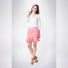 Siga-me no pinterest   Saia Lisa Canadá  COMPRE AQUI!  http://imaginariodamulher.com.br/look/?go=2ek3YVw  #comprinhas #modafeminina#modafashion  #tendencia #modaonline #moda #instamoda #lookfashion #blogdemoda #imaginariodamulher