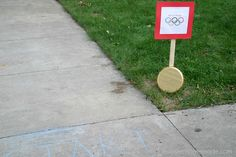 BACKYARD OLYMPICS -- Get the whole family involved in the Olympic Games! These fun and EASY Backyard Olympic Games include Javelin…