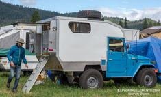 The Northwest Overland Rally 2016 was full of truly remarkable overland adventure vehicles. Have a look here at all the adventuremobile awesome. Adventure Campers, Adventure Gear, Dodge Mega Cab, Mercedes Camper, Pop Top Camper, Jeep Jku, Moto Car, Range Rover Classic, Fresh Water Tank