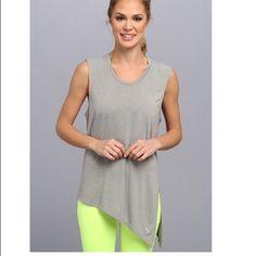 "Women's Nike Club Tie Tee II How neat is this top?  Loose fit with side ties. Bust 21-23"", length 26-31"" Nike Tops Muscle Tees"