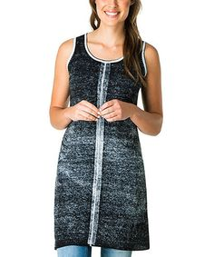 This Black Olada Tunic is perfect! #zulilyfinds