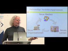 """Prof. Dr. Stefan Aufenanger: """"'Gefällt mir!' - Besser Lernen mit digitalen Medien"""""""