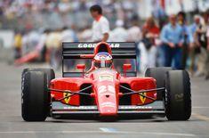 f1pictures:  Jean Alesi Ferrari Phoenix 1991