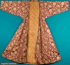 BROCADE BANYAN, MID 19th C