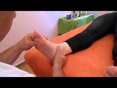 Josef Vrba - reflexní terapie - YouTube