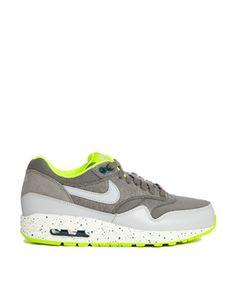 Nike Air Max 1 Grey Trainers