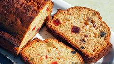 French Recipe Journal: Mamie's Candied Fruit Cake