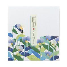 -2015 夏- 便箋763 つゆ草柄
