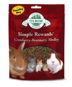 Simple Rewards Cranberry-Rosemary Medley