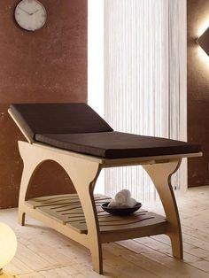 Massage bed Zen € 1399,--