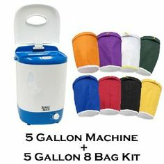 5 Gallon Bubble Magic Washing Machine + Ice Hash Extraction 8 Bags KitGRO1 by Bubble Magic + GRO1. $239.99. GRO1 5 Gallon 8 Bag Extraction Bag Kit. Reusable and turn your trash into hash!!!. 5 Gallon Bubble Machine Washing Machine. 220 micron, 190 micron, 160 micron, 120 micron, 90 micron, 73 micron, 45 micron and 25 micron bags. Complete system for herbal essence extracts. 5 Gallon Bubble Magic Machine + 8 Bags Extraction Kit                                      ...