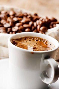 Rain tea coffee