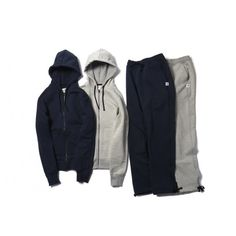 REIGNING CHAMP SWEAT HOODIE SWEAT PANTS | HUCKBERRY SALE