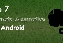 Top 7 Evernote Alternatives for Android