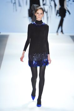 fav look of milly fall 12 - want to add this color into my wardrobe