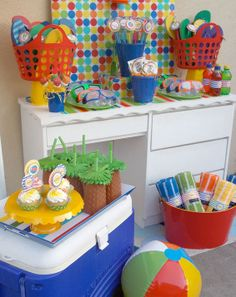 Summer Pool Party #summer #pool #party #fun #kids #ideas