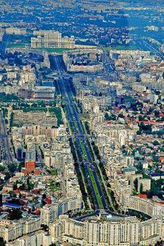 Bucharest-The little Paris Places To Travel, Places To See, Travel Destinations, Wonderful Places, Beautiful Places, Bulgaria, Visit Romania, Romania Travel, Little Paris