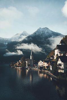 Hallstatt, Austria by: Lennart Pagel