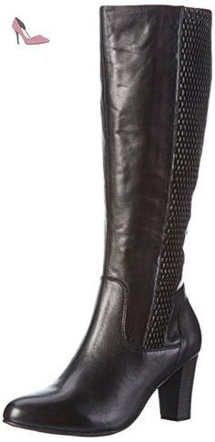 Caprice 25509, Bottes hautes classiques femme - Noir (BLACK 1), 39 EU - Chaussures caprice (*Partner-Link)