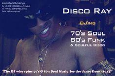 DISCO RAY (DJ) — BROWN AMIGO